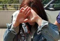 Genç kız bakışma yüzünden diğer kızı bıçakla ağır yaraladı