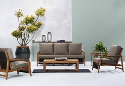 Bahçe mobilyalarında 2018 trendleri