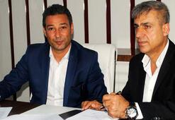Elazığspor, Orhan Kaynak ile sözleşme imzaladı