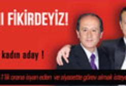Erdoğan, Baykal ve Bahçelinin uzlaştığı tek bir konu var