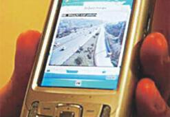 Cepten trafik ve yol tarifi