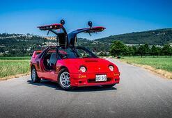 Dünyanın en küçük spor otomobili: Autozam AZ-1