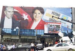İYİ Parti, sandıkta Akşener'i geçti