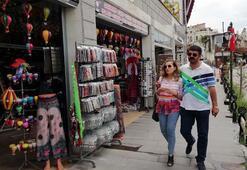 Seçim günü Kapadokya, yabancı turistlere kaldı