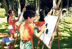 Müzede yaz okulu