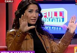 TRT Şeşin Seda Sayanı Rojine PKKdan yine tehdit..