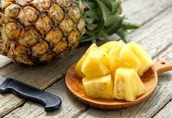 Ananas nasıl kesilir