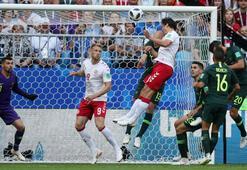 Danimarka - Avustralya: 1-1