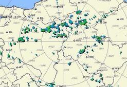 Son dakika: Meteorolojiden peş peşe uyarılar Son gelen haritada ortaya çıktı