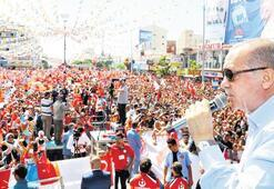 Cumhurbaşkanı Erdoğan: Afrin'den sonra Menbiç'te de derslerini veriyoruz