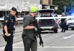 Son dakika... İsveçte silah sesleri: Yaralılar var