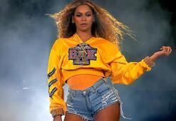 Beyonce hamile değilmiş