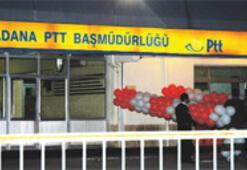 PTT'de AKP mitingine hazırlık