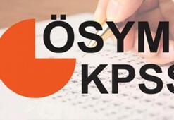 KPSS ne zaman yapılacak 2018 KPSS tarihleri...