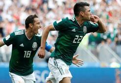 Meksikanın golü depreme sebep oldu