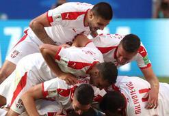 Kosta Rika - Sırbistan: 0-1