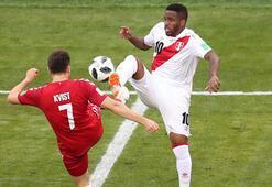 Peru - Danimarka: 0-1 İşte maçın özeti