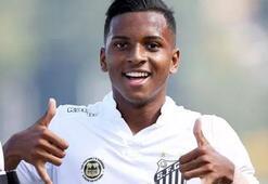 Rodrygo, Real Madride transfer oldu