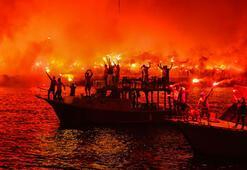Göztepe 93. yıl kutlaması