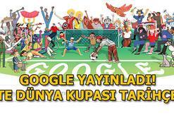 Dünya Kupası 2018 Googleda Dünya Kupası ilk ne zaman düzenlendi