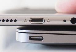 2019 model iPhonelarda Lightning yerine USB-C girişini görebiliriz