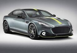 Aston Martin Rapide AMR 2018 tanıtıldı