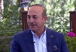 Bakan Çavuşoğlundan kritik Münbiç açıklaması