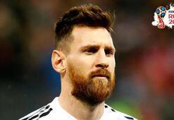 Dünya Kupasının son Altın Topu Messinin
