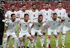 İran Milli Takımına Trump şoku Krampon yok...