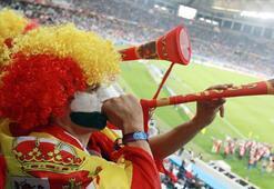 Dünya Kupasında vuvuzela yasaklandı