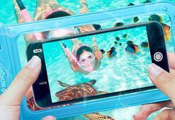 Spigen su geçirmez kılıf inceleme: Havuz keyfiniz yarıda kalmasın