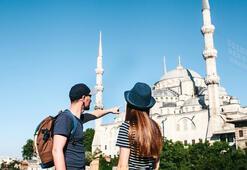 Türkiyeye gelen turist sayısı %45 arttı