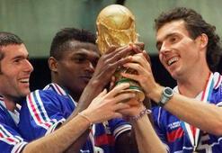 Dünya Kupası tarihi: 1998
