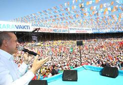 Son dakika... Cumhurbaşkanı Erdoğandan Ankaraya peş peşe müjdeler