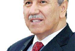 Arınç: Zahid Akman'ın bırakmasını istedim