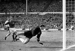 1966 Dünya Kupasına damga vuran gol