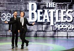 Beatles oyun için birleşti