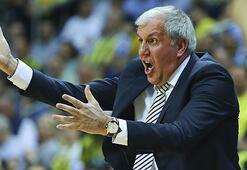 Zeljko Obradovic: Şampiyon olmamız için iki galibiyete daha ihtiyacımız var