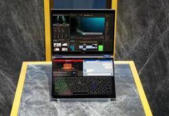 Asustan çift ekranlı  dizüstü bilgisayar: Project Precog