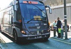 Metrobüs alımında şartname skandalı