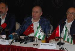 Hilmi Kulluk, Konyaspora başkan adaylığını açıkladı
