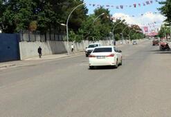 Termometre 42 dereceyi gösterdi, sokaklar boşaldı