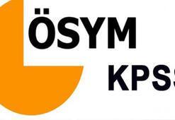 KPSS geç başvuru ne zaman yapılacak 2018 KPSS tarihleri