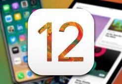Apple iPhone ve iPad için iOS 12yi duyurdu