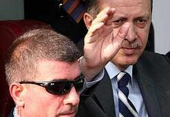 Erdoğan gerginlik sorusuna kızdı