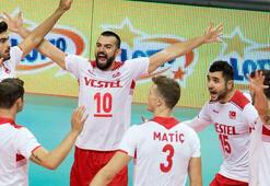 Türkiye Dörtlü Finali garantiledi