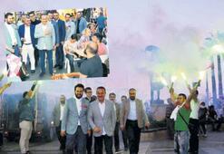 'İzmir Marşı bizim'