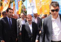 Başbakan Yardımcısı Akdağ, Küçükçekmecede iftar programına katıldı