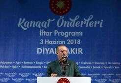 Cumhurbaşkanı Erdoğan: Bazıları Kandilden atıp tutuyor, sıra oraya da gelecek