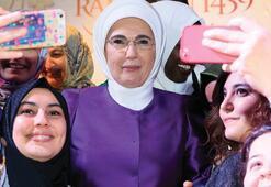 Emine Erdoğan: Çabalarımız aynı nehre aksın ve çağlayanlar oluştursun